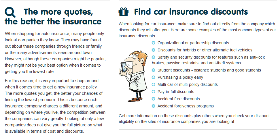 Cheapest Car Insurance Mn Auto Insurance Quotes Make It Easy For